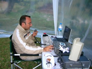 Στο Field Day contest του 2006